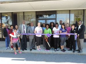 Curves Ribbon Cutting