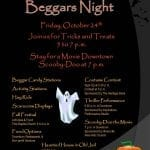 Scarecrow Stroll and Beggars Night - 3