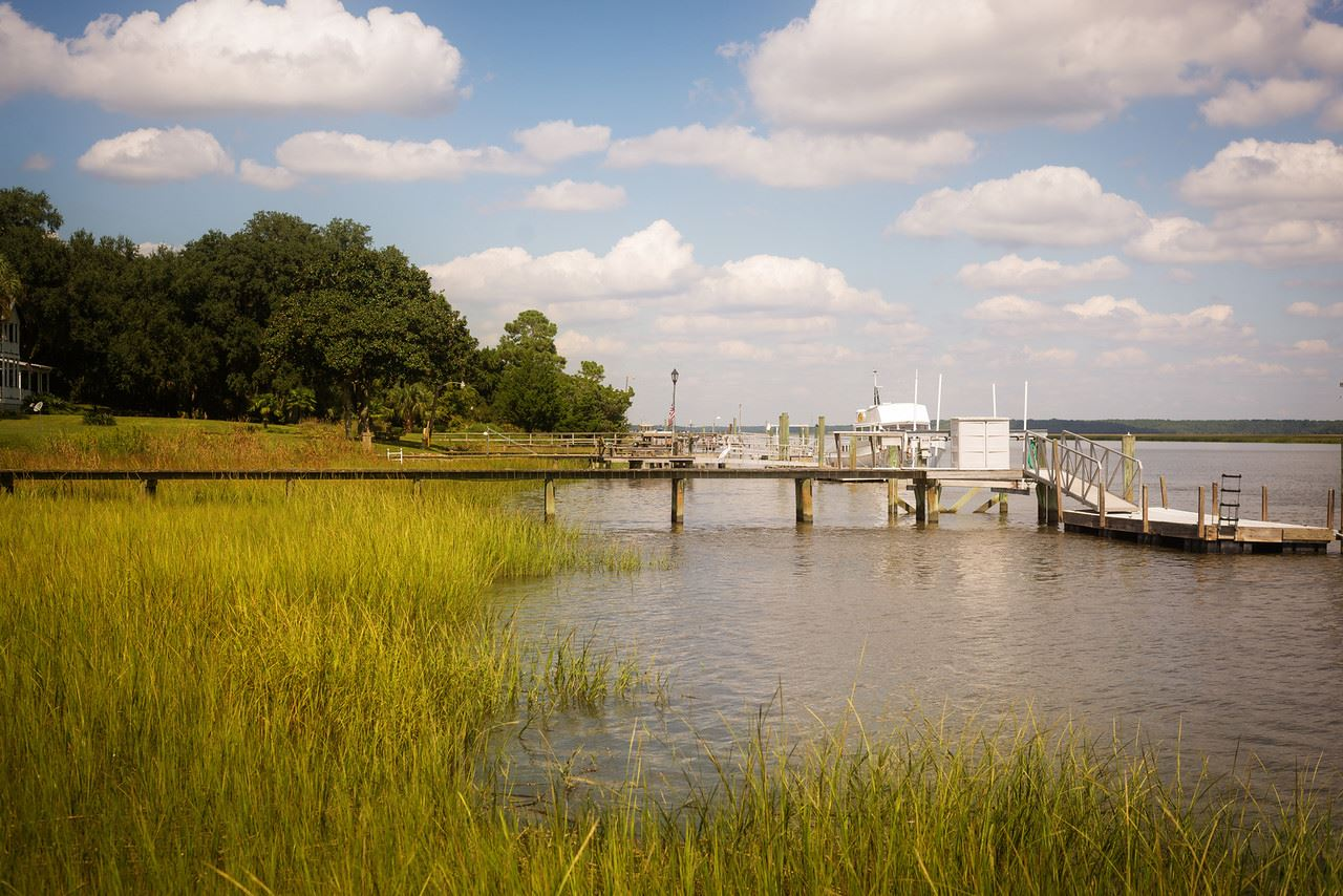 Six Spots To Go Fishing In Liberty County