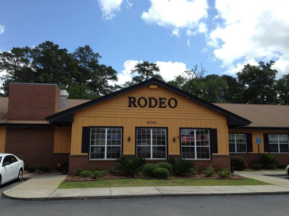 Rodeo Mexican Restaurant Liberty County Georgia