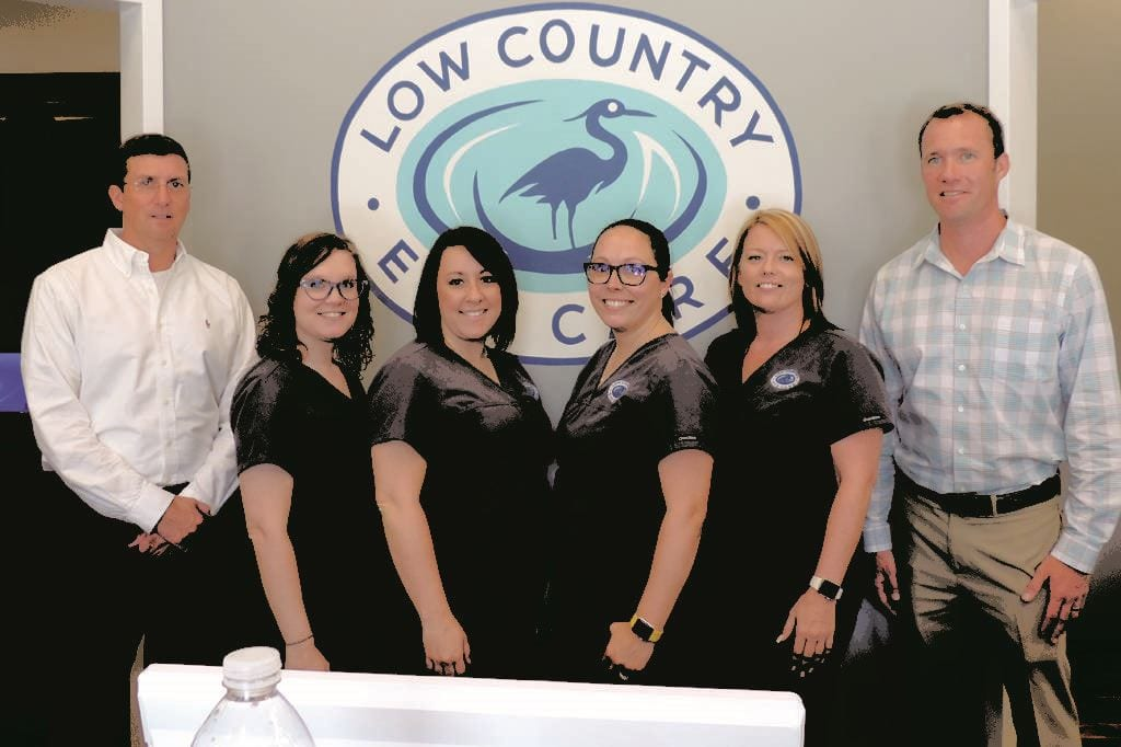 Low Country Eye Care Webslide