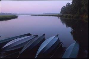 kayak at dunham