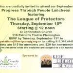 September PTP invite