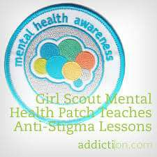 Mental Health Awareness A Workshop For Girl Scoutsliberty County