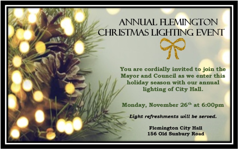 Sunbury christmas events