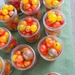 Mouthwatering Homemade Salsa with Fresh Liberty County Produce