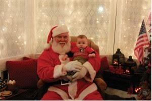 Santa-Slide