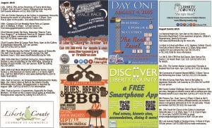 August Table Tent 2015