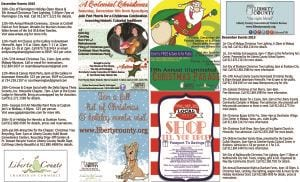 December Table Tent 2015