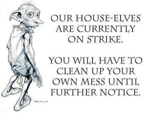 Clean Up House