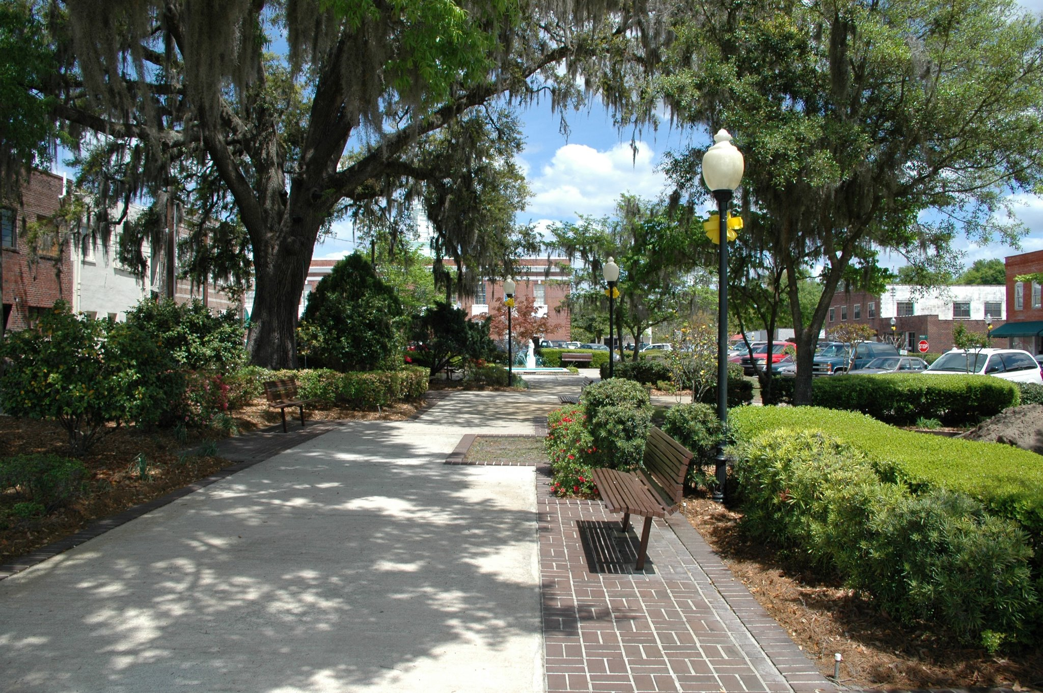 Downtown Hinesville