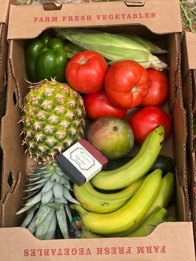 Farmers Market Subscription Box
