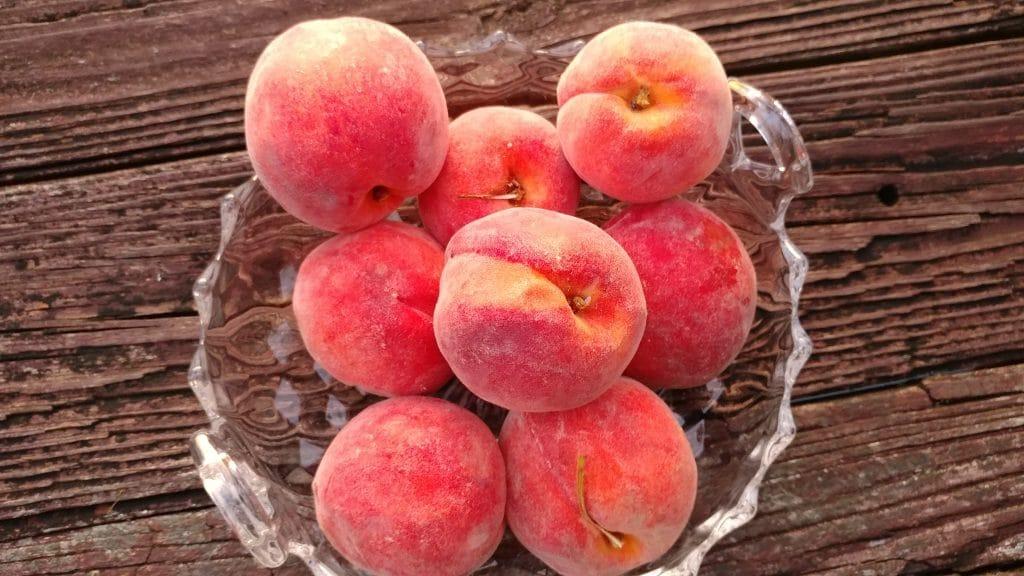 Leah peaches