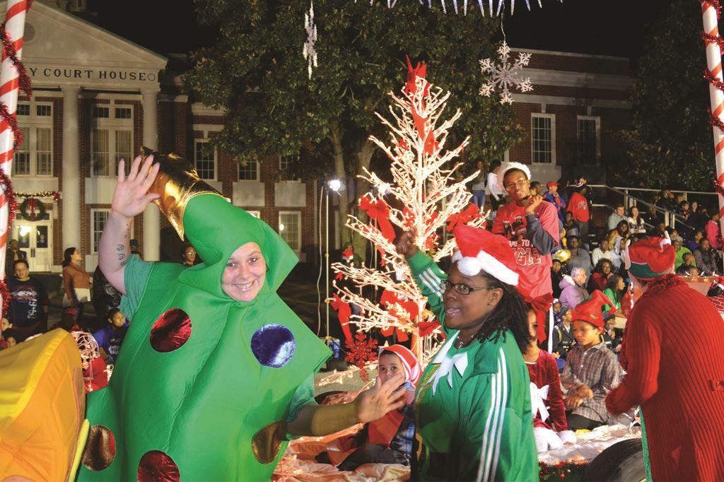 Liberty Christmas Parade 2021