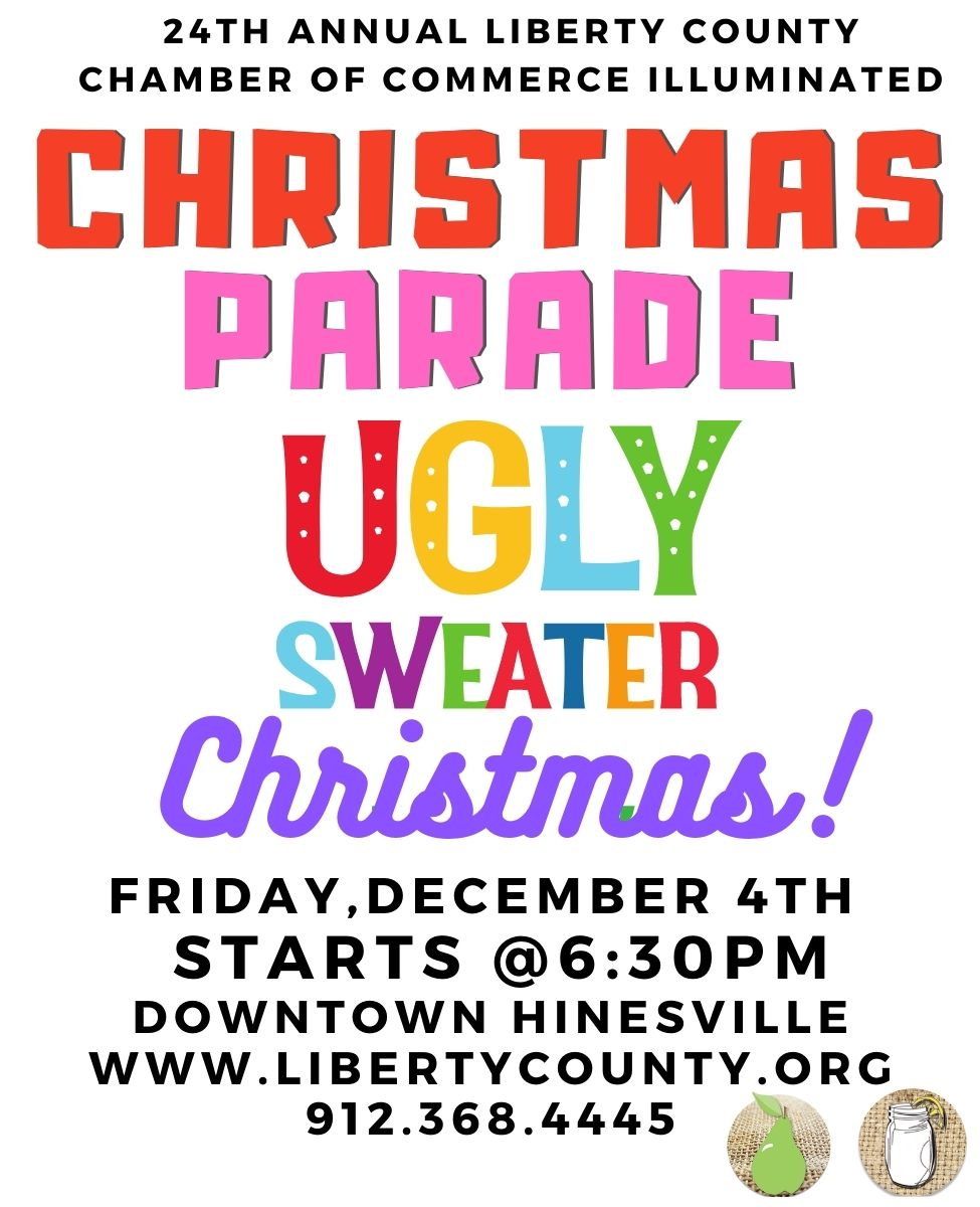 24th Annual Illuminated Christmas Parade   Liberty County