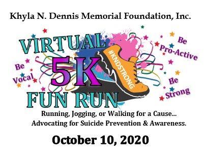 Virtual 5k Run