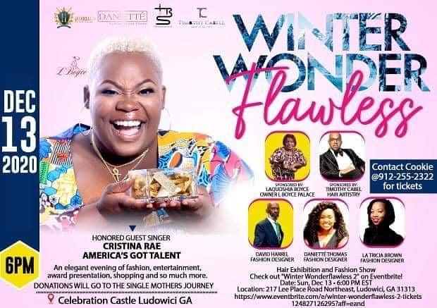 Winter Wonderflawless Flyer
