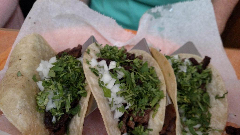Rodeo Mexican Restaurant Tacos