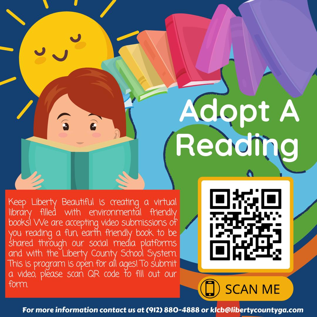 adopt a reading