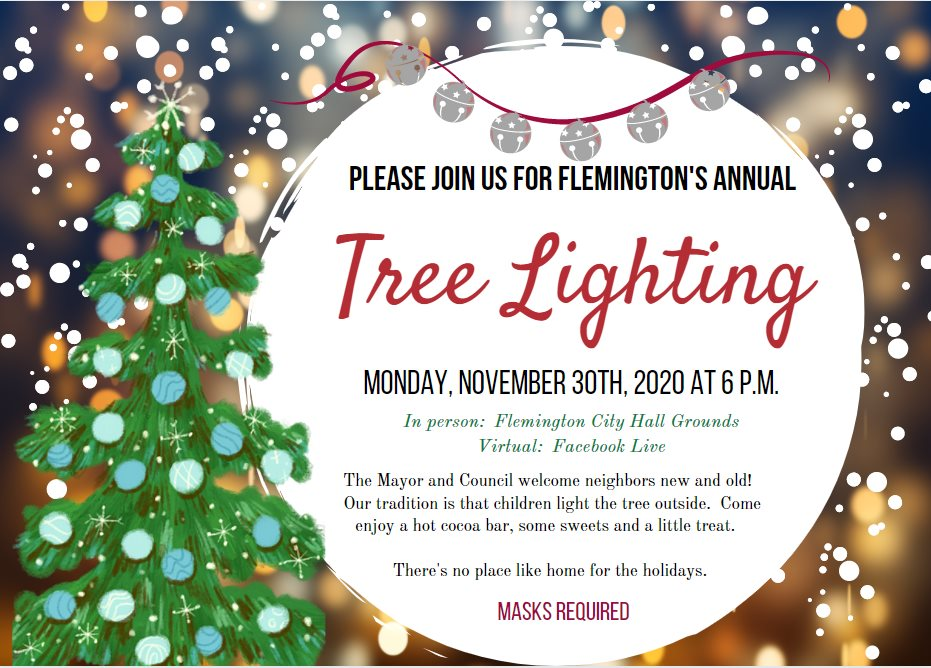 Flemington Tree Lighting