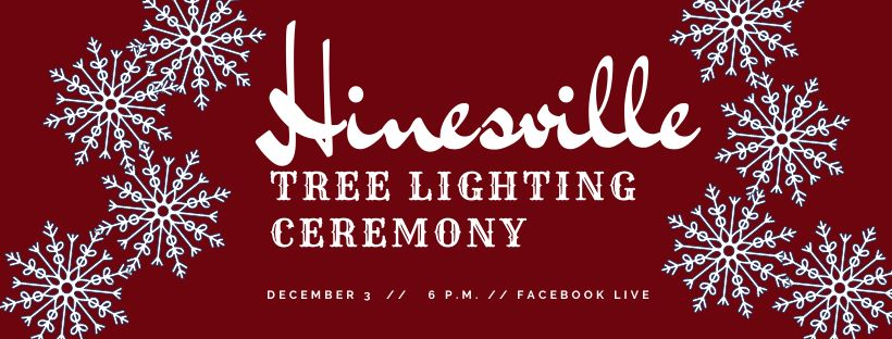 Tree Lighting Ceremony