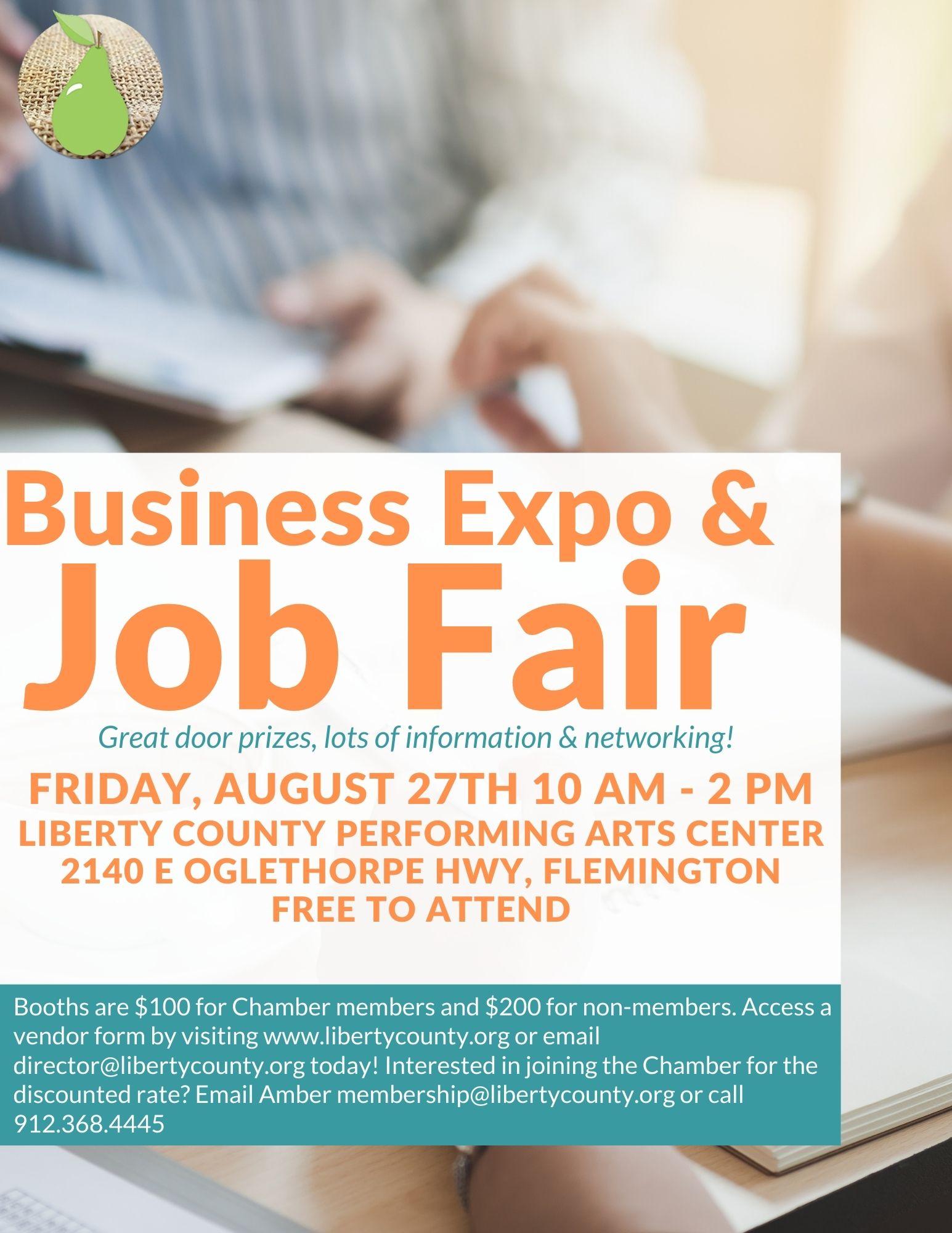 Business Expo and Job Fair