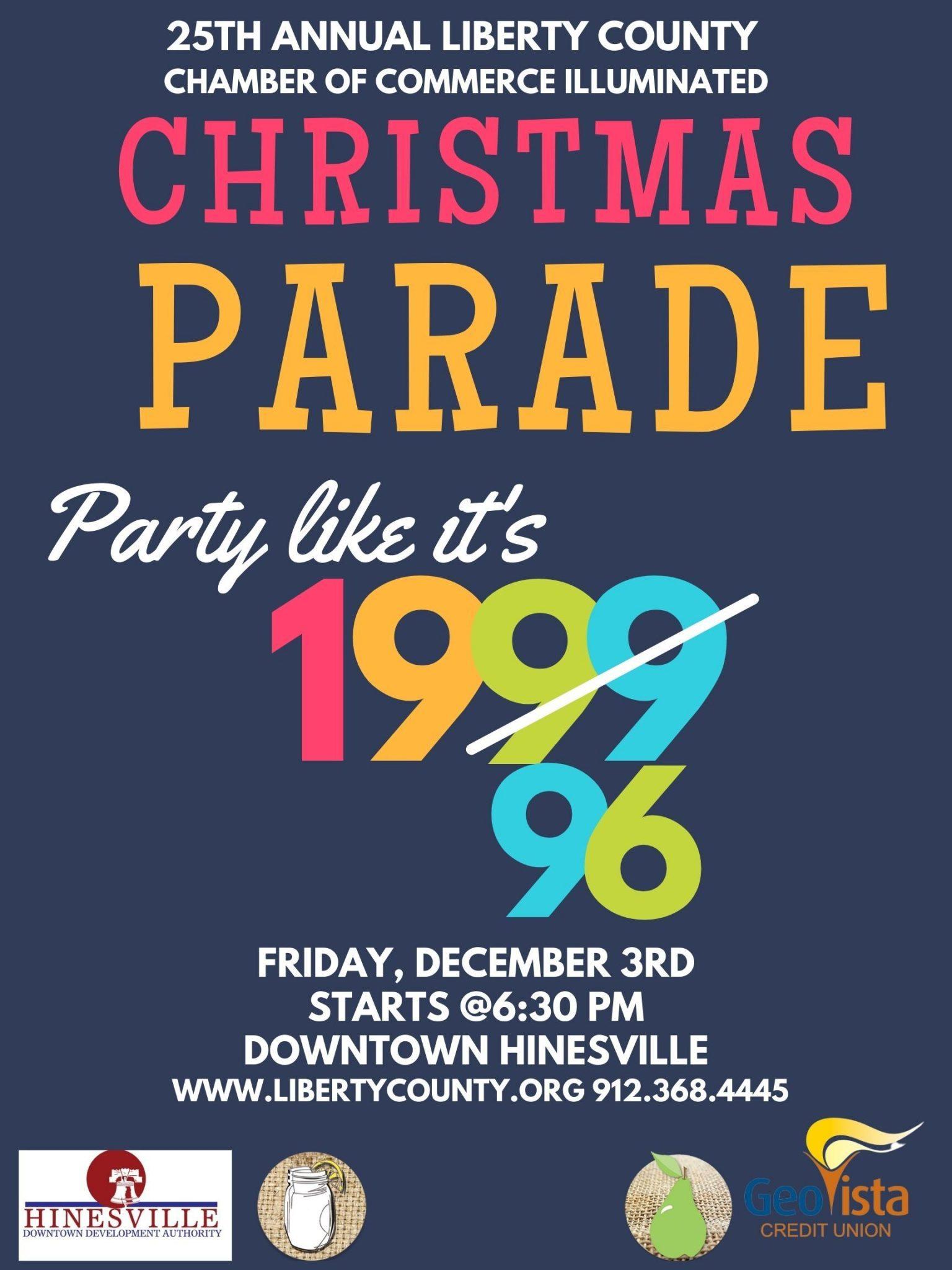 25th Annual Christmas Parade