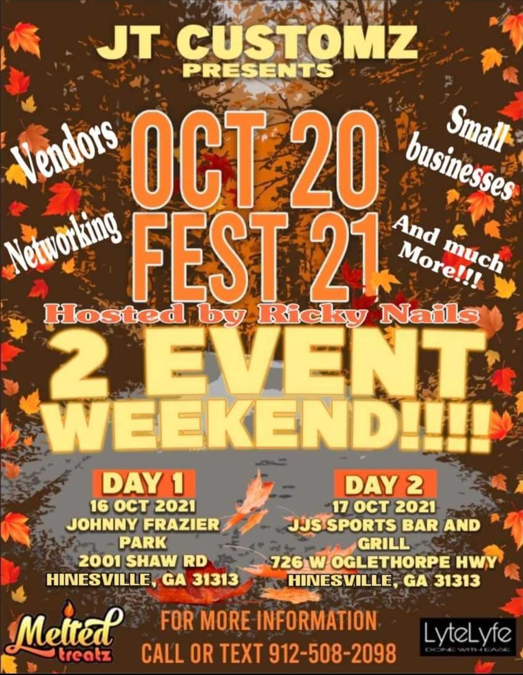 JT Customz October Fest