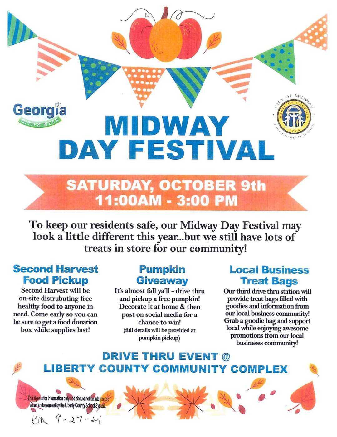Midway Day Festival