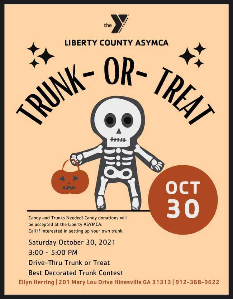 Liberty County ASYMCA Trunk-or-Treat