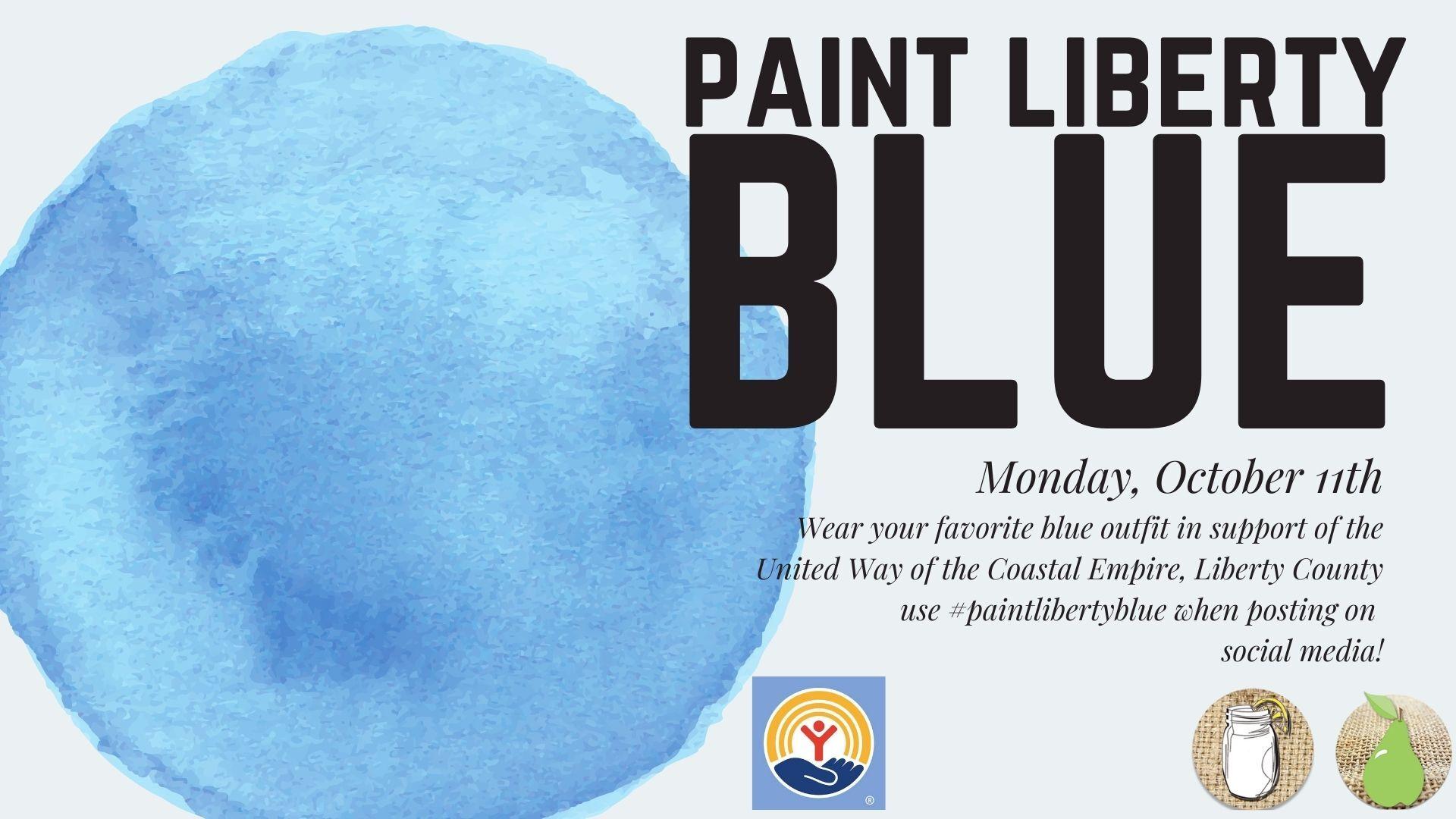 Paint Liberty Blue