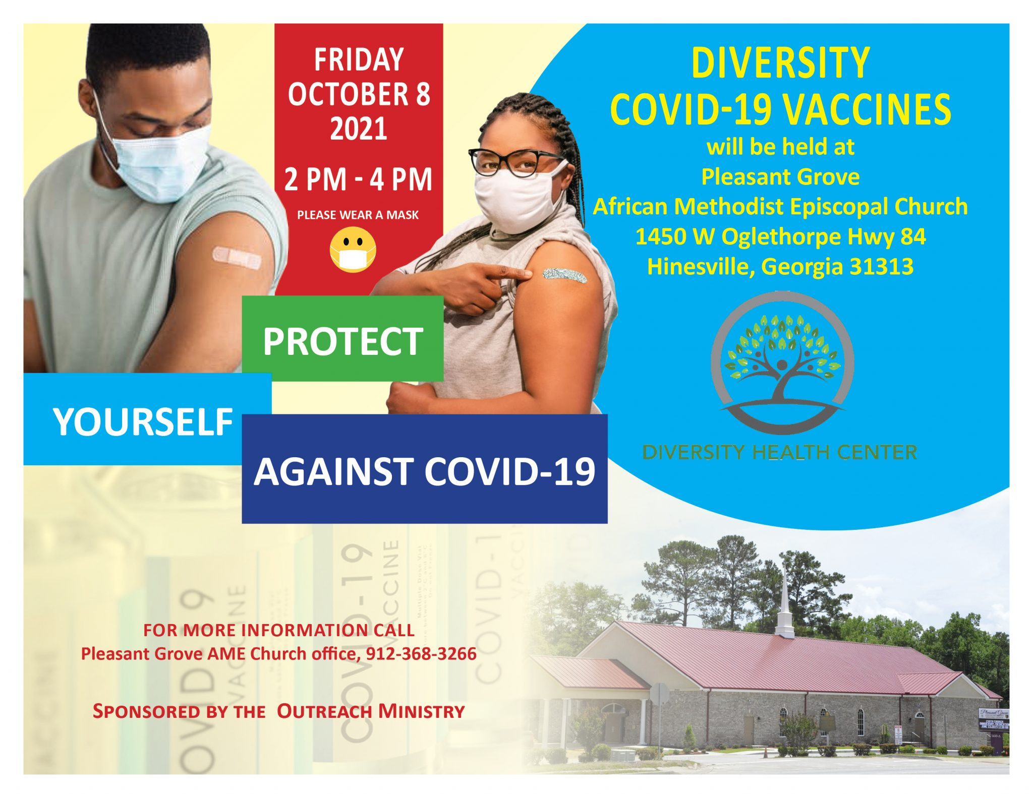 Diversity COVID-19 Vaccines