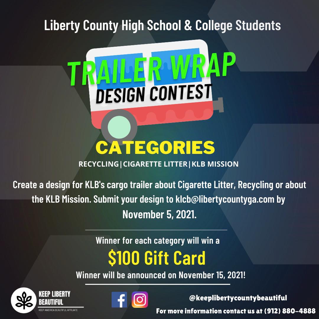 Trailer Wrap Design Contest